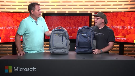 Road to Microsoft Ignite 2017 - Release the bags!