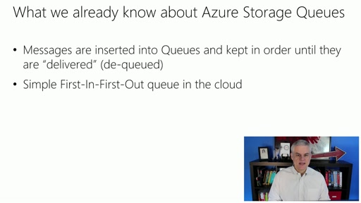 Microsoft Azure Fundamentals: Storage and Data: (11) Understanding Azure Queue Storage
