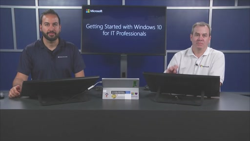 Mod 1 - What's New in Windows 10 Deployment