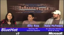 Interview with Katie Moussouris and Billy Rios and Nate McFeters