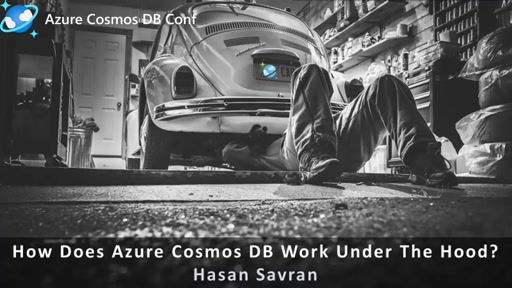 How does Azure Cosmos DB work under the hood?
