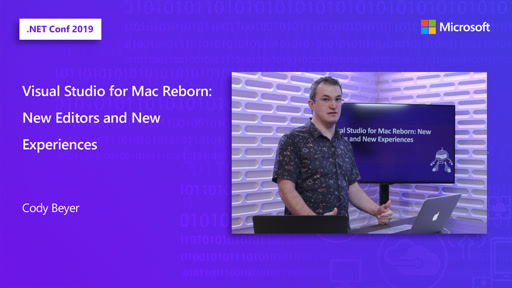 Visual Studio for Mac Reborn: New Editors and New Experiences