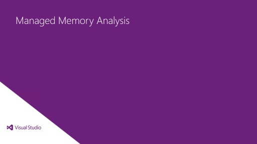 Managed Memory Analysis