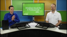 Windows Azure for IT Professionals: (02) Infrastructure Services Foundation