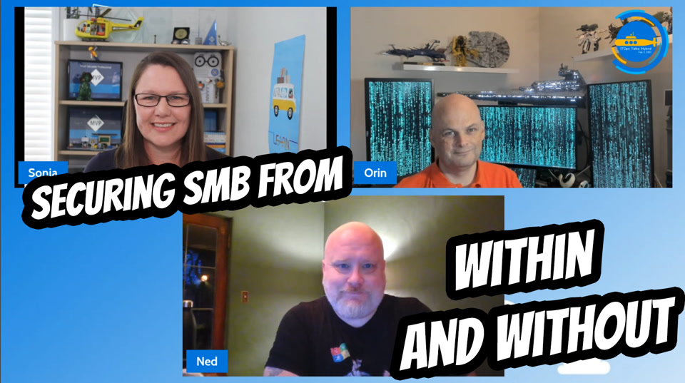 OPS104 Securing SMB from within and without