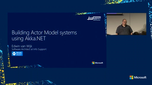 Building Actor Model systems using Akka.NET
