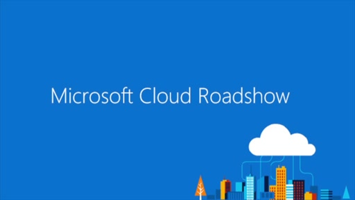 "Microsoft Cloud RoadShow Den Haag ""Empowering your journey to the Cloud"""