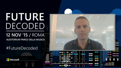 ITI04 - Big Data and Microsoft Azure Machine Learning: the new world of data and predictive analytics - Francesco Diaz