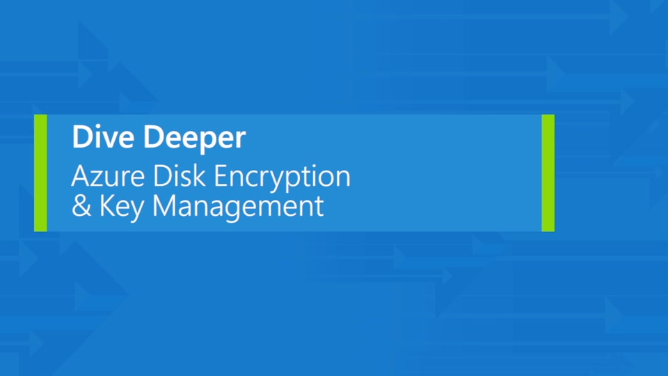 Encryption and key management with Azure Key Vault