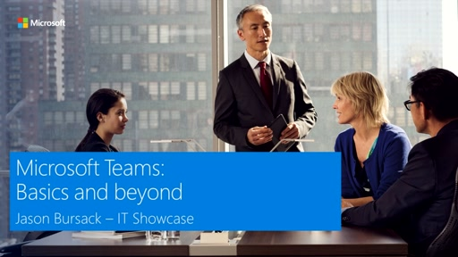 Microsoft Teams: Basics and beyond