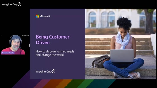 Being Customer-Driven: How to Discover Unmet Needs and Change the World with Travis Lowdermilk