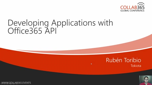 Developing Applications with Office 365 API