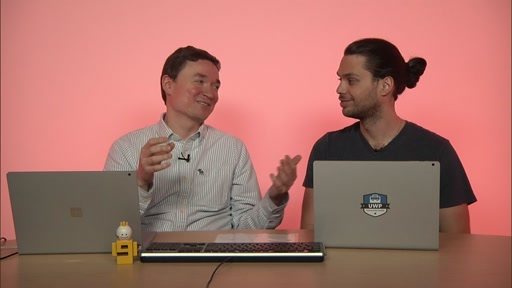 TWC9: Win Dev's at Build, GA Cognitive Services, Linux Containers on Windows and more...