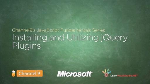Installing and Utilizing jQuery Plugins - 17