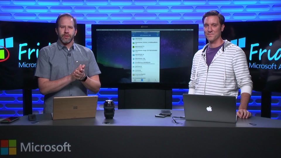 Azure Mobile App Overview