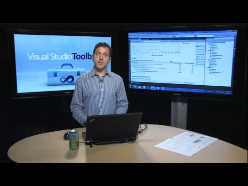 Visual Studio Toolbox: Performance Profiling
