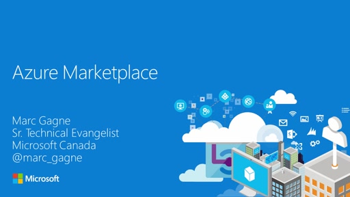 What exactly is the Azure Marketplace?
