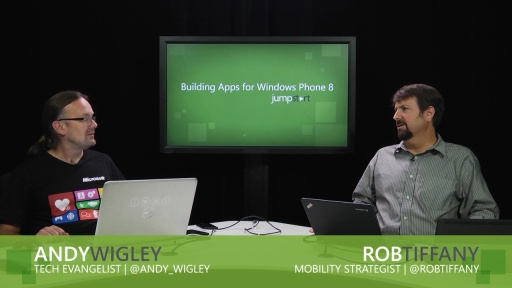 Building Apps for Windows Phone 8 Jump Start: (18) Enterprise App Architecture