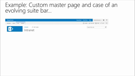 Transform SharePoint Customizations to SharePoint App Model: (02) Controlling Branding in SharePoint Using App Model