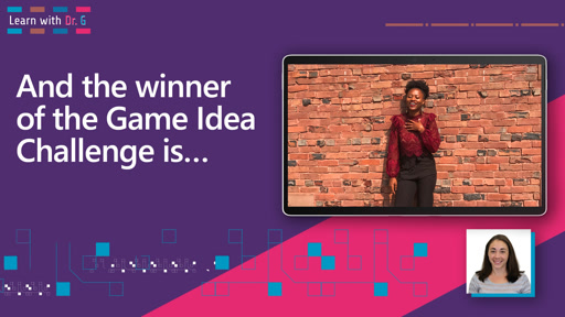 And the Winner of the Game Idea Challenge Is.... | Learn With Dr G