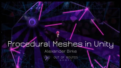 Procedural Meshes in Unity