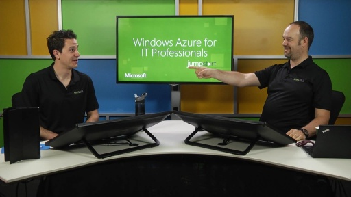 Windows Azure for IT Professionals: (06) Migrating Virtual Machines and Web Applications to Windows Azure