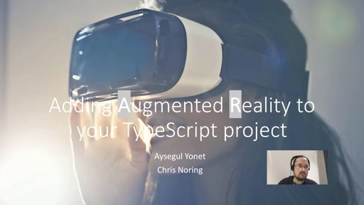 Adding Augmented Reality to your Typescript Project