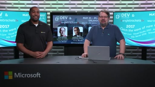 DEVintersection Countdown Show on DevOps with Donovan Brown