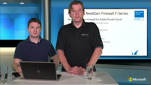 Teil 2: Windows Server mit Barracuda NextGen Firewall in Microsoft Azure schützen