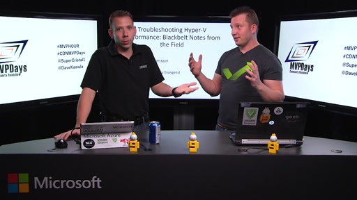 Episode 24 - Hyper-V Performance Blackbelt Notes from the Field