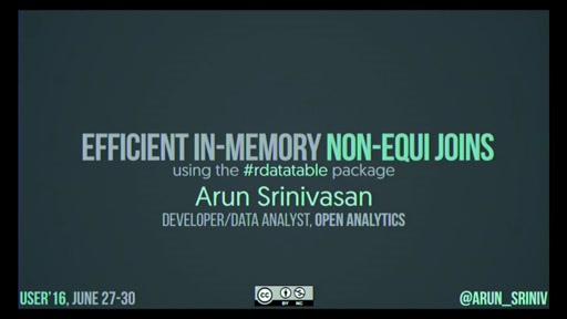 Efficient in-memory non-equi joins using data.table