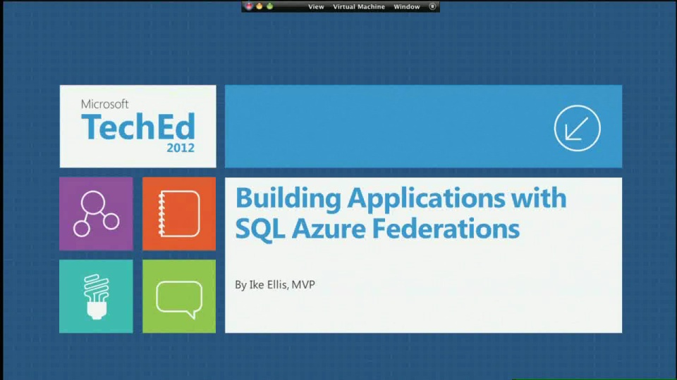 Building Scalable Apps with SQL Azure!