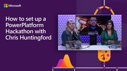 How to set up a PowerPlatform Hackathon with Chris Huntingford