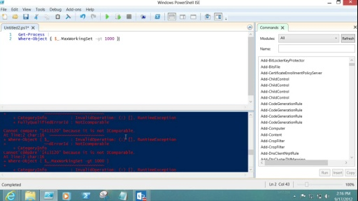 TechNet Radio: IT Time – PowerShell 3.0 Integrated Scripting Environment Overview