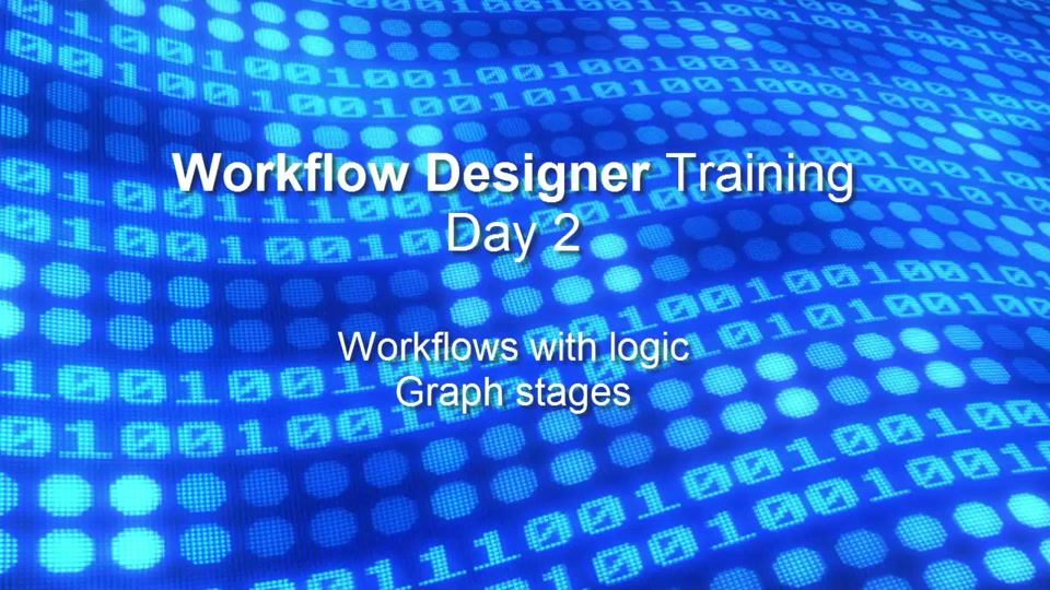 Azure Premium Encoder Workflow Designer Training Videos - Day 2