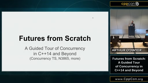 Futures from Scratch: A Guided Tour of Concurrency in C++14 and Beyond