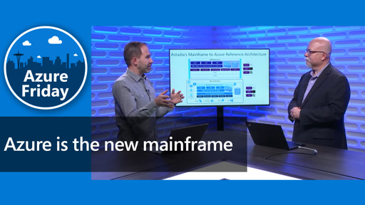 Azure is the new mainframe