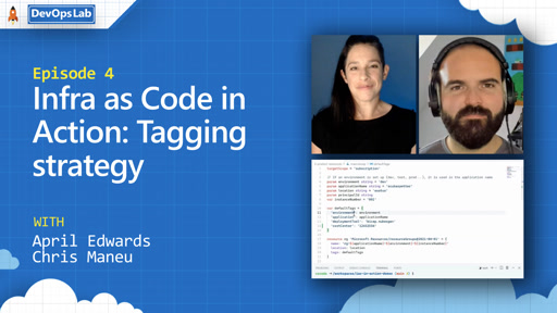 DevOps Lab | Infra as Code in Action: Tagging strategy | Ep 4 of 4-episode series