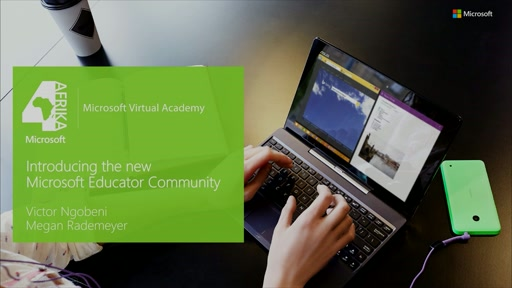 Introducing the new Microsoft Educator Community
