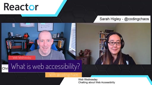 What does web accessibility mean?