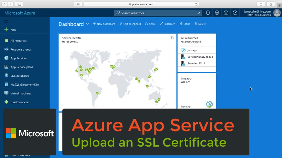 Purchase an App Service Certificate | Azure App Service Self Help ...
