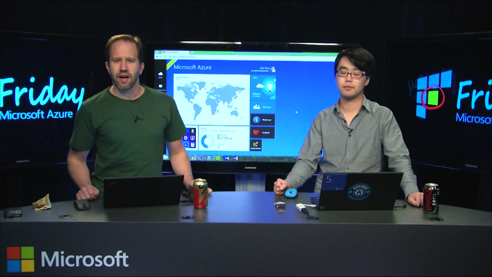 Azure Resource Manager 101 using PowerShell with Guang Yang