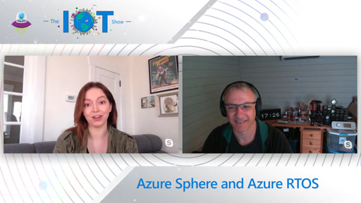 Azure Sphere and Azure RTOS