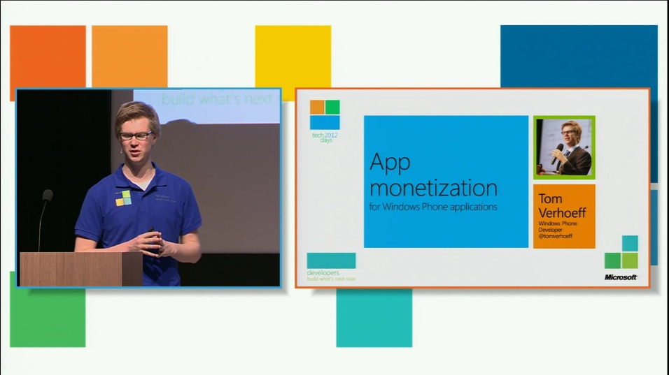 Making Money with Windows Phone 7 Applications