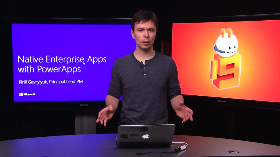 Native Enterprise Apps with PowerApps