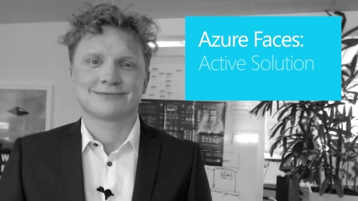 Windows Azure Faces - Active Solution