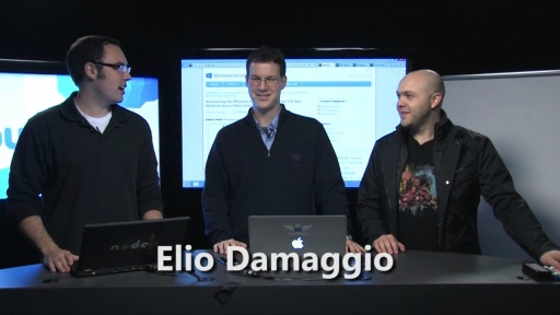 Episode 100 - Introduction to the Windows Azure Service Bus Notification Hubs