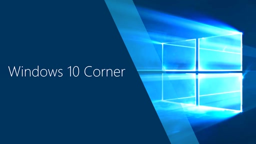 #W10Corner - Introduzione allo show e alla strategia di Windows 10