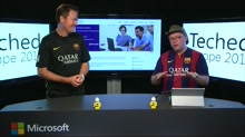 TechEd Europe Countdown Show: The One with the Content Catalog