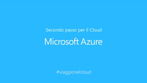 Secondo passo per il Cloud | Fine supporto di Windows Server 2003: passa al Cloud